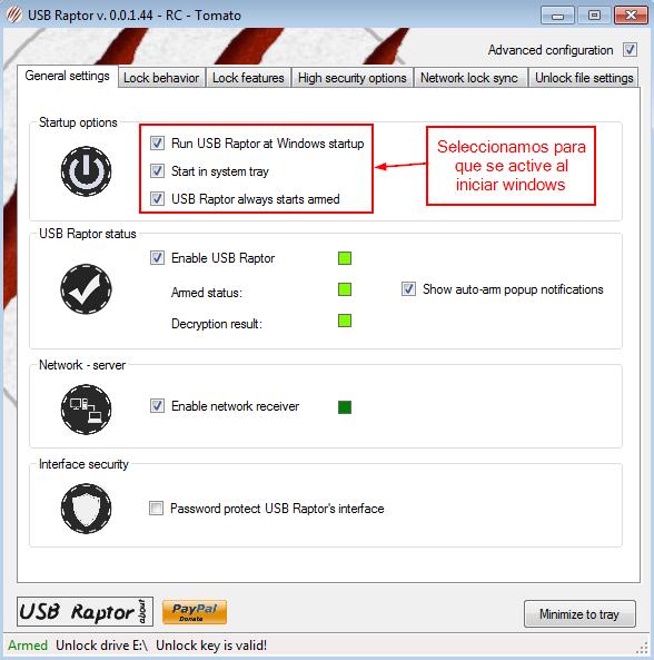 USB Raptor1
