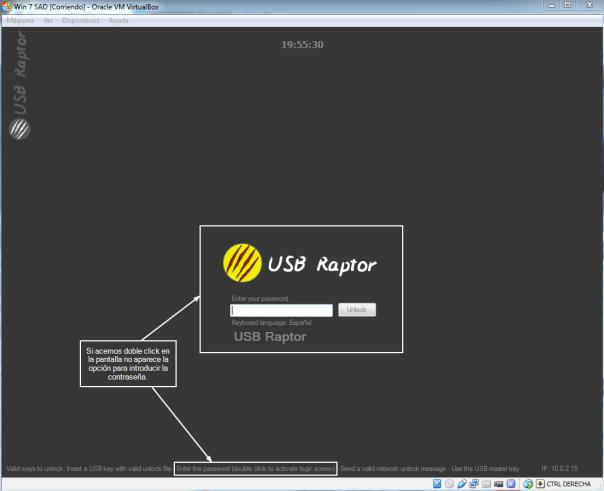 USB Raptor6